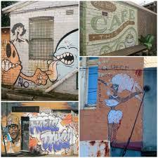 where to find street art in newtown various murals in newtown sydney curlytraveller com
