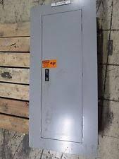 ge aqf3421atx 125 amp 208y 120 volt circuit breaker panel ebay