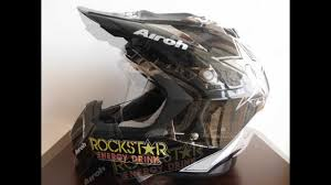 new 2016 airoh twist rockstar capacete airoh cr900 rockstar youtube