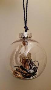 graduation tassel ornament with directions and not just a