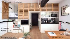 create more space in less m2 zoku u0027s spacious micro