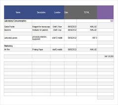 Inventory Management Spreadsheet Inventory Spreadsheet Template 45 Free Word Excel Documents