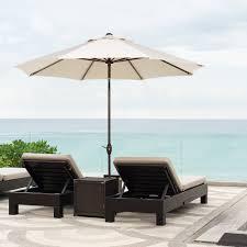 Patio Furniture Umbrella Abba Patio Outdoor Patio Umbrella 9 Market