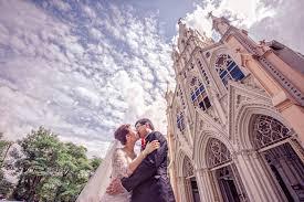 wedding arch kl wedding portrait from a wedding in a beautiful church aka