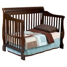 Canton 4 In 1 Convertible Crib Delta Children Canton 4 In 1 Crib Espresso Cherry Target