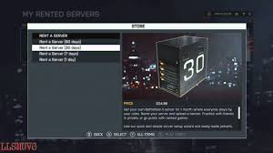 rent a price bf4 servers my rented servers and price on xb1