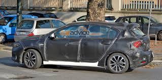 fiat hatchback 2016 fiat tipo hatchback spy photos photos 1 of 3