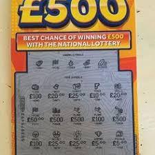 best scratch cards 100 scratchcard winner sent in by saagarkhan1 lottery