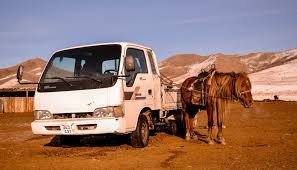nomad car free images car old animal transportation transport truck