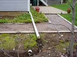 Backyard Water Drainage Problems Download Yard Drainage Installation Garden Design