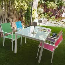 castorama chaise de jardin awesome table de jardin blanche castorama contemporary amazing