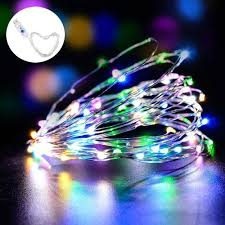 cheap led fairy string lights indoor outdoor 16ft 33ft 50 leds 100