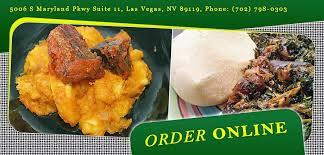 cuisine las vegas chiamaka food cuisine order las vegas nv 89119