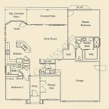 homes with floor plans province maricopa az floor plans models golfat55