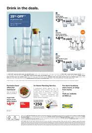 ikea the kitchen event flyer july 10 to august 14