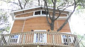 backyard treehouse youtube