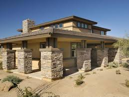 southwestern home neutral prairie style southwestern home exterior columns outline