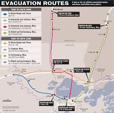 New Orleans Radar Map by Animated Hurricane Evacuation Routes And Contraflow Map Nola Com