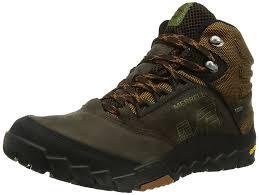 merrell moab cheap hiking boots merrell men u0027s annex mid gore tex
