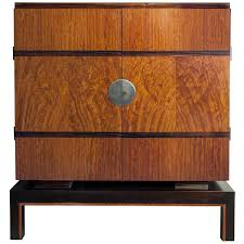 Two Door Storage Cabinet Extraordinary Two Door Storage Cabinet By Gio Ponti At 1stdibs