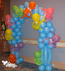 Under The Sea Decoration Ideas Decor Balloon Emporium