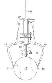 patent us6234487 crane game claw gauge google patents