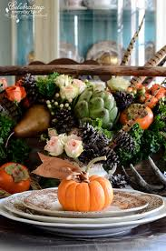 Fall Floral Decorations - diy thanksgiving centerpiece ideas that celebrate fall