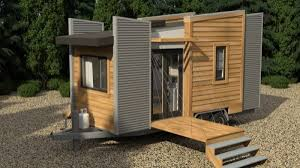 Robinson DragonFly Tiny House Design - Tiny home designs