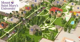 Santa Monica College Map Residence Halls U2013 Mount Saint Mary U0027s University Los Angeles