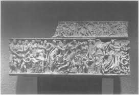 myth as consolatio medea on roman sarcophagi