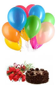 gifts in balloons send flowers cakes to indore balloon delivery in indore online