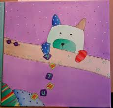 chambre jolis pas beaux 2eme essai tableau chambre d enfants artmatt le peintures