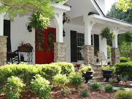 front door colors for white house homes with stunning front door