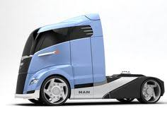 concept semi truck suntruck future car future auto future vehicle trucks hybrid