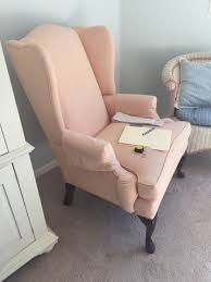 How To Reupholster A Wingback Armchair Piper Gonzalez Designs West Palm Beach Florida Blog