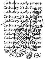 bible stories for toddlers coloring pages 11 best calvary kids coloring pages images on pinterest bible