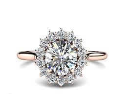 Beautiful Wedding Rings by Best 25 Colored Engagement Rings Ideas On Pinterest Pink