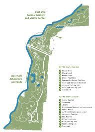 mercer map mercer arboretum botanic gardens maplets