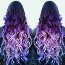 mermaid hair extensions black to purple ombre hair dip dye mermaid indian remy clip in