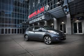 nissan leaf reviews nissan leaf price photos and specs car nissan leaf rides in style with bose sound system option