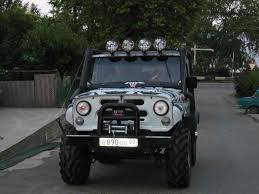 uaz hunter tuning уаз тюнинг 469 го