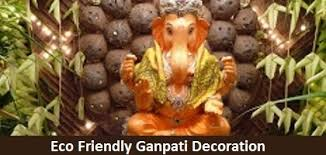 decoration themes for ganesh festival at home importance of eco friendly ganesh chaturthi celebration