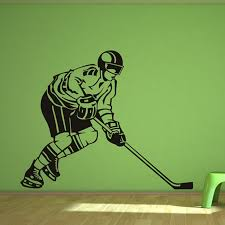 Sports Home Decor Compare Prices On Hockey Decor Online Shopping Buy Low Price