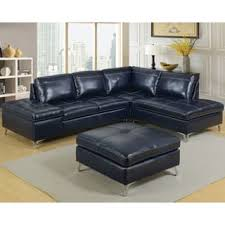 Overstock Sectional Sofas Blue Sectional Sofas For Less Overstock With Navy Sofa