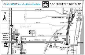 Map Of Florida Airports by Tri Rail Shuttles