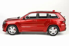 stanced jeep srt8 top marques collectibles made 1 18 jeep grand cherokee srt 2014 hit