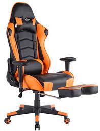 chaise de bureau racing comparatif langria fauteuil de bureau racing pour gaming cuir