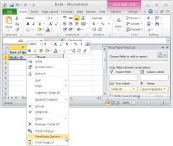 Home Design Show Excel Ms Excel 2010 Change How Empty Cells Are Displayed In A Pivot Table