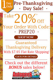 pre thanksgiving day sale 20 7 95 shipping guaranteed
