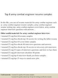 Civil Engineer Resume Sample Army Cover Letter Image Collections Cover Letter Ideas
